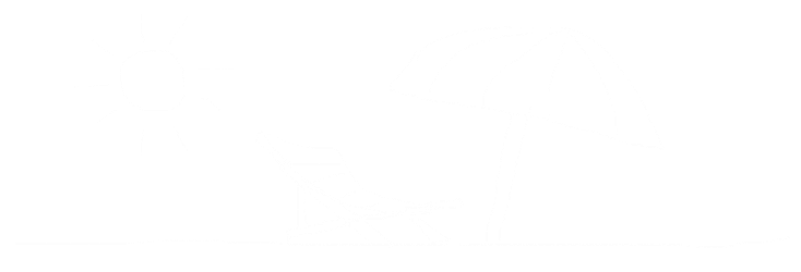 Drawing depicting a Beach umbrella and chair under the sun